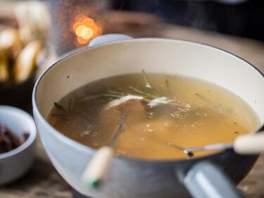 fondue fleisch wieviel pro person