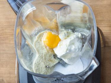 Dein Frühstück bereitet ab jetzt dein Hochleistungsmixer zu.