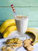 Banana Cream Pie Smoothie © S-Küche