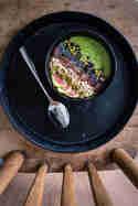 Green Smoothie Bowl © trickytine