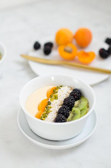 Kiwi-Smoothie-Bowl © Foodistas