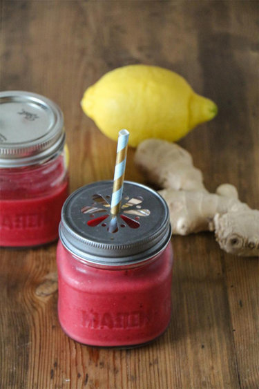 Rote-Bete-Smoothie © Transglobal Pan Party