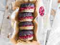 Cleane Cookies mit Chia-Marmelade