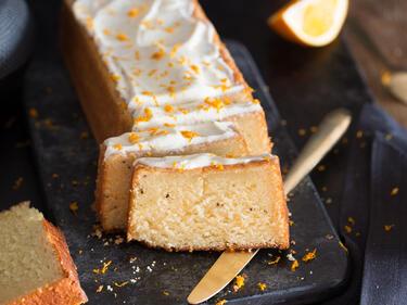 Alles Im Kasten Orangen Ricotta Kuchen