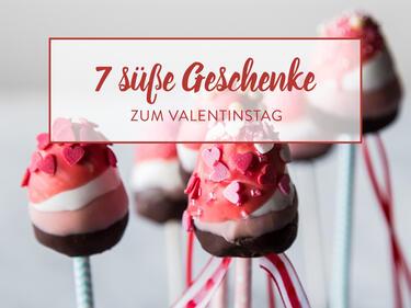 Zuckersusse Rezepte Zum Valentinstag Mit Liebe Schenken