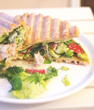 Pizza-Style-Sandwich © Moey's kitchen