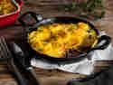 Kartoffel-Bolognese-Gratin