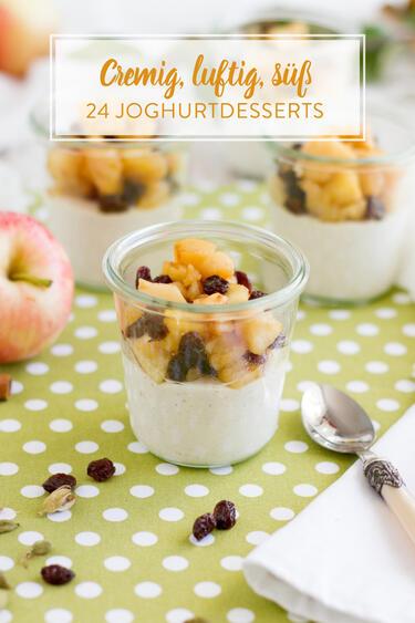 Leichte Joghurtdesserts Von Frisch Fruchtig Bis Frozen Cremig