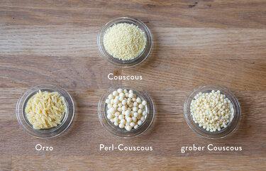 Hättest du gedacht, dass Couscous so vielfältig ist?