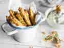 Low Carb Zucchini-Pommes