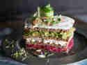 Schwedische Sandwich-Torte