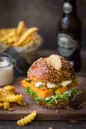 Fischstäbchen-Burger © Nicest Things