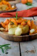 Gebackener Camembert © Foodistas