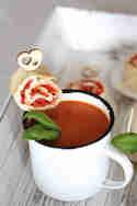Paprika-Creme-Suppe © Emmas Lieblingsstücke