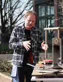 Beefer Erfinder Frank Hecker zu Besuch bei Springlane