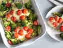 Low-Carb-Putenschnitzel mit Brokkoli und Kirschtomaten