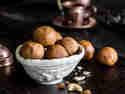 Ladoo: Süße Kichererbsenbällchen