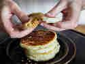 Hotteok – süß gefüllte, koreanische Pancakes