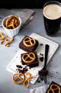 Bier-Brownies © Marylicious