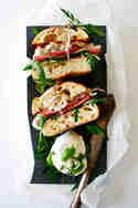 Pastrami-Sandwich © Petit Gâteau