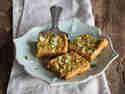 Besan Burfi – indischer Kichererbsenkuchen