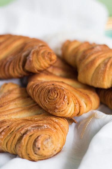 Franzbrötchen © S-Küche