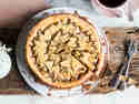 Rhabarber-Zitronen-Cheesecake