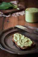 Bärlauchaufstrich © Kleines Kulinarium