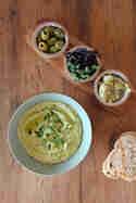 Bärlauch-Hummus © Transglobal Pan Party