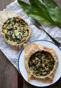 Bärlauch-Kartoffel-Quiche © Flowers on my plate