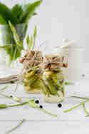 Eingelegte Bärlauchknospen © Foodlikers