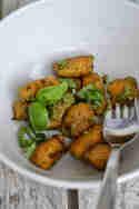 Süßkartoffel-Gnocchi © The Recipe Suitcase