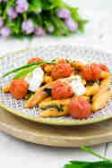 Süßkartoffel-Schupfnudeln © Tulpentag