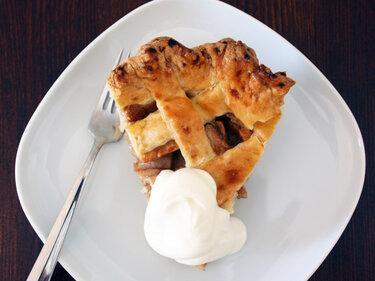 Amerikanischer Apple Pie © Flowers on my plate