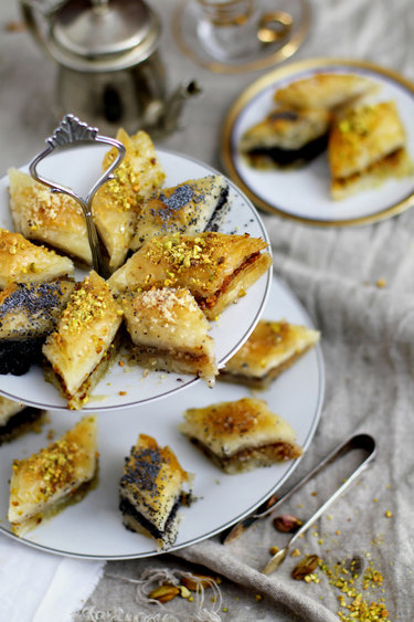 Dreierlei Baklava © KüchenDeern