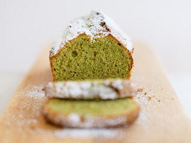 Japanischer Matcha-Kuchen © Berliner Küche