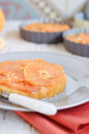 Tarte Orange © Foodistas