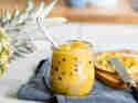 Ananas-Konfitüre mit Passionsfrucht
