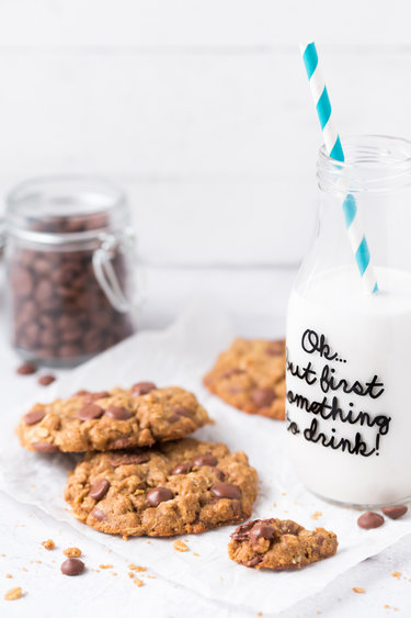 Chocolate Chip Cookies © Nicest Things