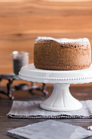 Glutenfreie Mohntorte © Law of Baking