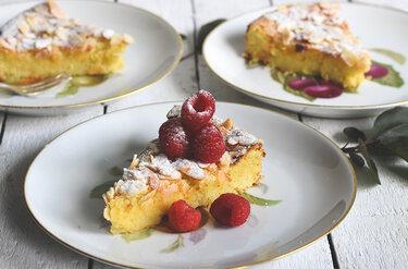 Mandel-Ricotta-Kuchen © S-Küche