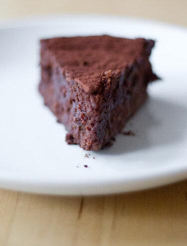 Schokoladen-Maronen-Kuchen © Moey's kitchen