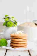 Erdbeer-Prosecco-Cookies © Foodistas