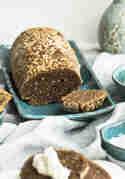 Low-Carb-Brot © Zimtkeks und Apfeltarte