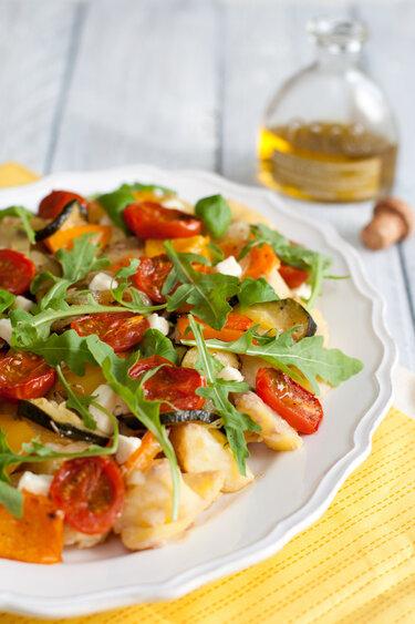 Antipasti-Kartoffelsalat © Feed me up before you go-go