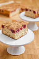 Kirsch-Schmand-Kuchen © Lecker macht Laune