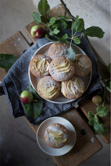Apfel-Marzipan-Muffins_Ourfoodstories