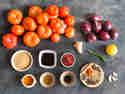 Currysaucen Zutaten