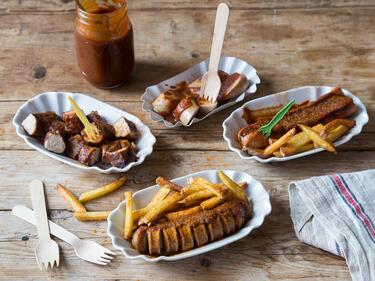 Das Currywurst Labor Wie Du Zu Hause Currywurst Wie Vom Imbiss Machst