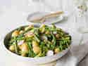 Junger Kartoffelsalat